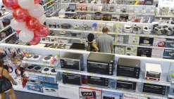 La concurrence fait rage sur le marché de l'électroménager