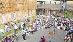 Un vent de nouveauté souffle sur les collèges de Koné