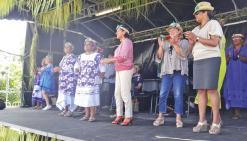 Les femmes célébrées par le gouvernement à Ouvéa