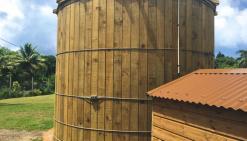Des fuites dans le réseau de distribution d'eau