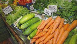 Des prix en hausse, la faute aux légumes