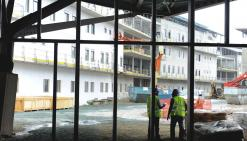 Les constructions de plus en plus économes en énergie