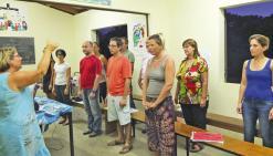 Une nouvelle chorale donne de la voix
