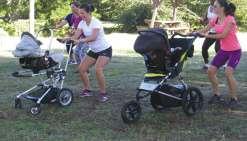 Faire du sport avec bébé