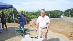 Pacifik Appartels va métamorphoser l'entrée du village de Koné