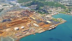 Le projet de centrale au gaz se dessine à la SLN