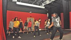 Dance hall et bonne humeur avant toute chose