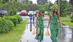 Un public nombreux à la Fête des communautés malgré la pluie
