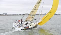 Solitaire du Figaro : Macaire gagne mais perd sur pénalité