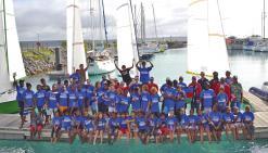 Un vent favorable a soufflé sur le Trophée des jeunes