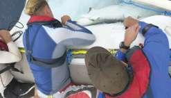 Le projet Apex en est à sa sixième mission. Les précédentes avaient permis d\'implanter  chirurgicalement des émetteurs acoustiques sur 150 squales de récif.