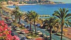 Les façades et la coupole de l\'hôtel Negresco, lieu phare de la Promenade des Anglais,  sont mondialement connus.