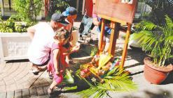 Papeete rend hommage aux victimes de Nice