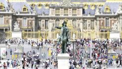 Des trésors de Versailles exposés à Canberra