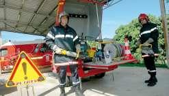 Plus de mille sorties pour les pompiers