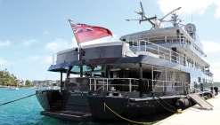 Le retour des super-yachts