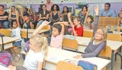 Les parents retournent en classe