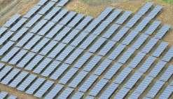 Feu vert pour trois centrales solaires