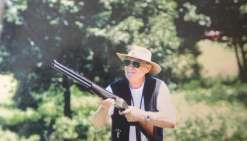 Gilbert Simoni, le chasseur