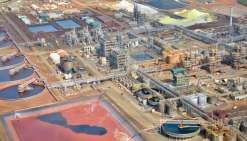 Vale Nouvelle-Calédonie a fait chuter son coût de production