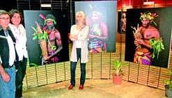 « Yam » : l'igname s'expose au centre socioculturel