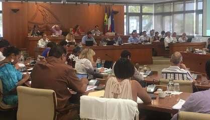 La province Sud en plein débat d'orientation budgétaire