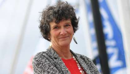 La navigatrice Isabelle Autissier, télé-invitée du Salon international du livre océanien ce vendredi soir