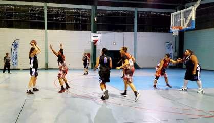 Basket-ball : l'Olympique et Dumbéa prennent une option sur le titre