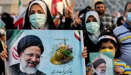 Iran: la presse conservatrice salue la victoire de Raïssi