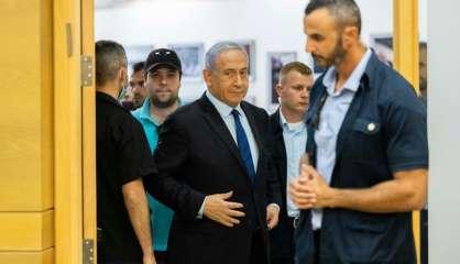Israël: ultimes heures pour les anti-Netanyahu mobilisés pour un nouveau gouvernement