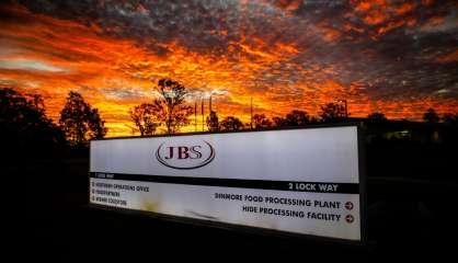 Le géant mondial de la viande JBS victime d'une cyberattaque avec rançon