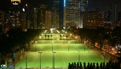 Anniversaire de Tiananmen: le parc Victoria de Hong Kong vide pour la première fois en 32 ans