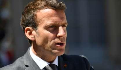 Macron dans le Lot pour prendre la température de la France post-Covid