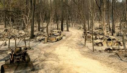 Sécheresse et feux de forêt: la Californie retient son souffle pour les mois à venir