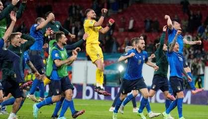 Euro: l'Italie, indestructible, débarque en finale