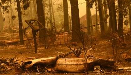 Des pompiers de Californie font équipe pour mieux combattre les incendies