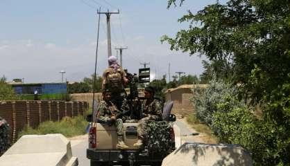 Afghanistan: l'armée déploie des troupes pour une contre-offensive dans le Nord