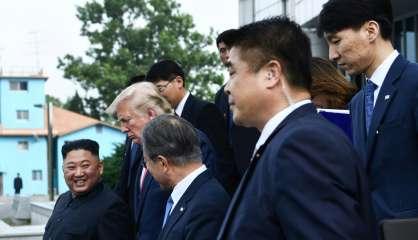 Rapprochement surprise entre Séoul et Pyongyang qui rétablissent leurs communications