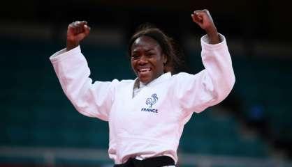 JO-2020/Judo: Clarisse Agbégnénou enfin championne olympique !