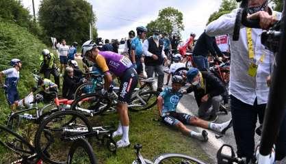 Chute au Tour de France: la spectatrice répondra de