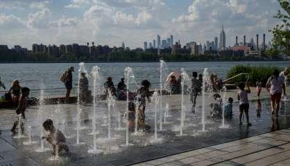 L'Amérique du Nord a connu son mois de juin le plus chaud
