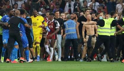 Incidents en L1: début de saison houleux dans les stades de foot