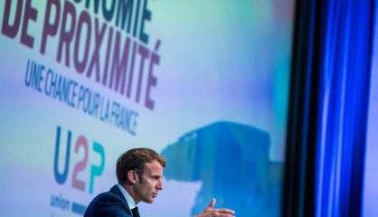 Macron annonce un plan pour les 3 millions de travailleurs indépendants