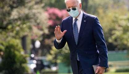 Changement climatique: Biden devrait annoncer de