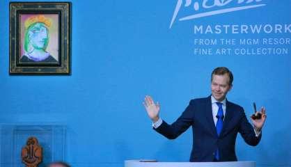 Onze oeuvres de Picasso vendues à Las Vegas pour plus de 108 millions de dollars