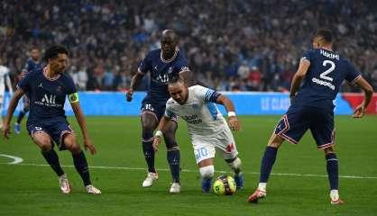 L1: Paris résiste à Marseille, Nice renverse Lyon, Lens et Monaco se reprennent