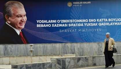 Ouzbékistan : le président réélu sans concurrence avec 80% des voix