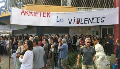 [VIDÉO] Les commerçants mobilisés pour dénoncer les actes de violence
