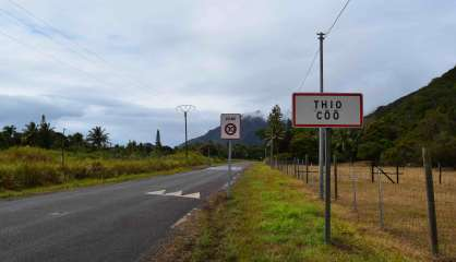Un trentenaire meurt dans un accident de la route à Thio