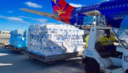 [VIDÉO] Le vol 100% cargo Nouméa-Paris-Nouméa a atterri à La Tontouta